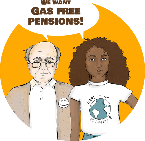 Gas Free Pensions