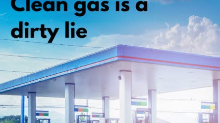 Clean gas is a dirty lie: Paris-aligned pension funds need to divest from fossil gas companies